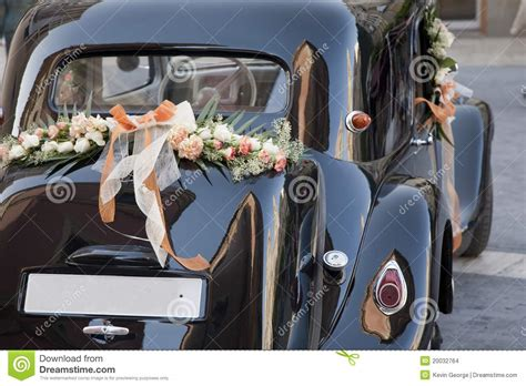 Wedding Car License by Wedding Car Stock Images Image 20032764