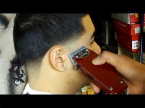 how to taper hair step by step learn how to do a taper fade barber techniques step by