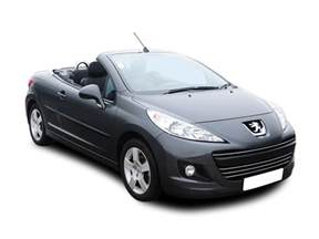 Peugeot 207 Coupe Peugeot 207 1 6 Vti 2dr Leather Coupe Cabriolet