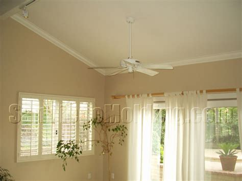 vaulted ceiling pictures crown molding vaulted ceiling joy studio design gallery