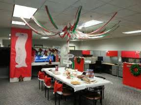 Office christmas decor creative working space pinterest