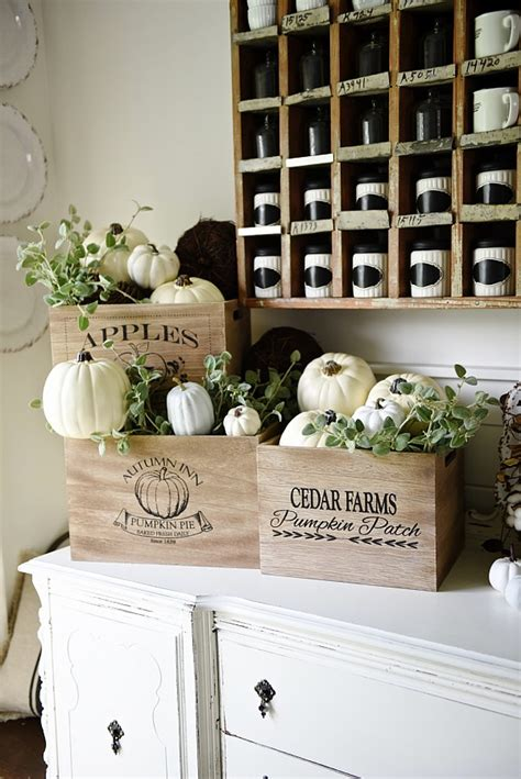 Farmhouse Blog | 2016 farmhouse fall decorating ideas home bunch interior