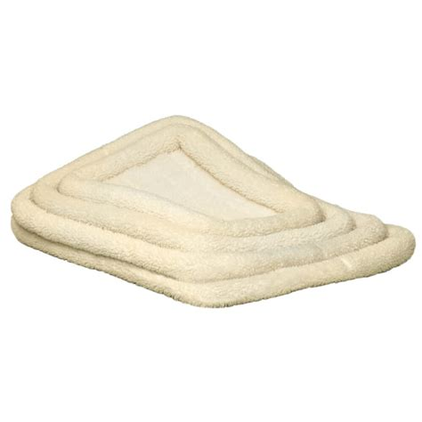 dog beds 4 less pet bed fleece bolster style 18 quot
