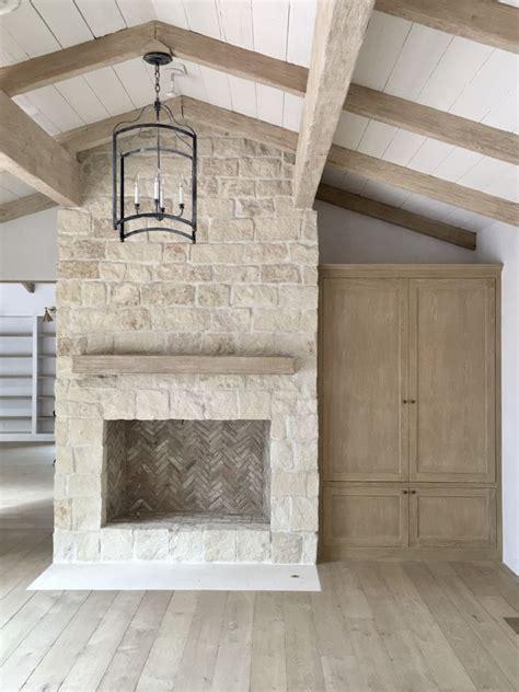 limestone tile fireplace best 20 limestone fireplace ideas on