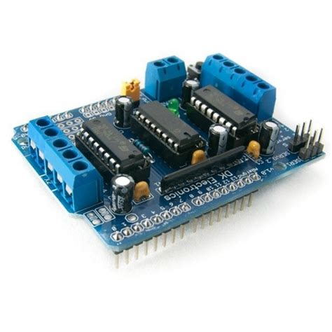 code for arduino motor shield arduino motor driver shield motorshld