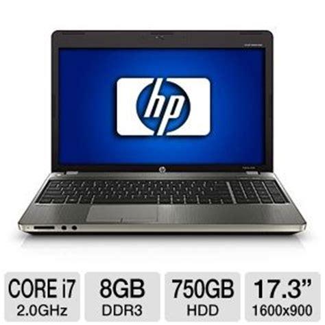 hp probook 4730s xu076ut notebook pc intel core i7