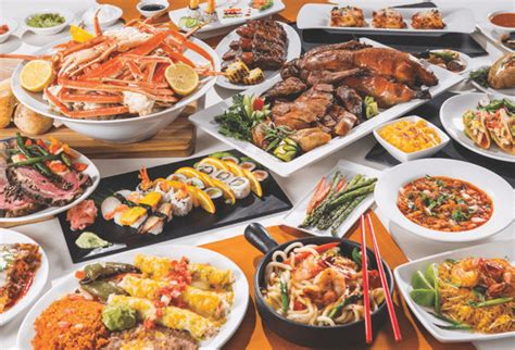 all you can eat the 6 best buffets in las vegas