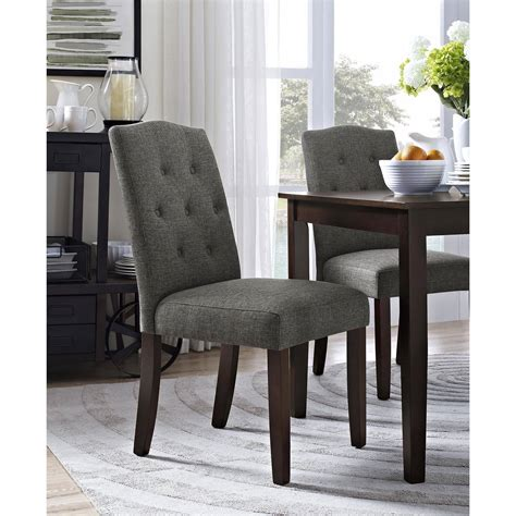 Skirted Parsons Dining Chairs Skirted Parsons Chairs Dining Room Furniture Dining Roomblue And White Dining Chairs Skirted