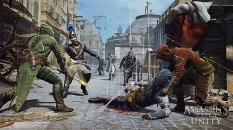 pattern recognition unity assassin s creed unity hands on preview preview gaming nexus