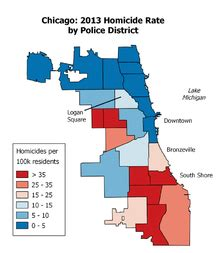 Map Of Chicago Shootings 2013 by Gallery For Gt Chicago Gang Violence Map
