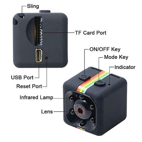 sq11 hd 1080p mini dv