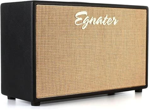 egnater 2x12 cabinet review egnater tweaker 212x 100 watt 2x12 quot extension cabinet reverb