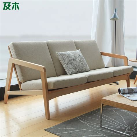 japanese sofas and wood furniture minimalist scandinavian design and