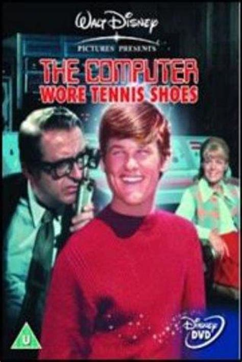 the computer wore tennis shoes 1969 imdb