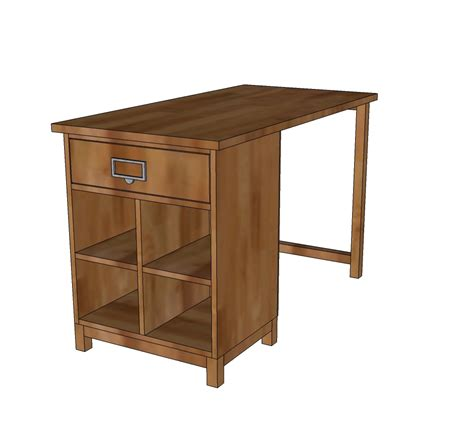 ana white schoolhouse project table desk diy projects