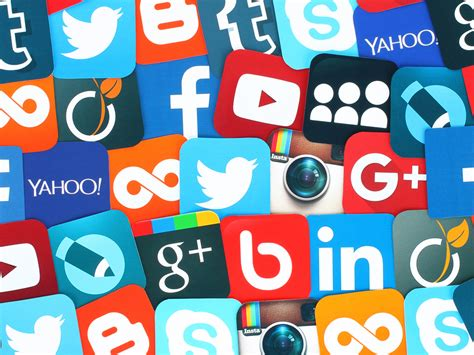 imagenes delas redes sociales pasado y presente de las redes sociales