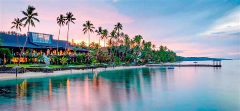 The Warwick Fiji   Fiji Honeymoon Packages   Honeymoon Dreams