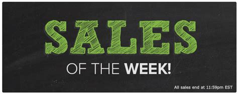 Deal Of The Week 15 At Natur by Well Ca Deals Of The Week Save 30 On Foods 25 On