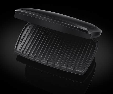 Entertaining Ebay by George Foreman 23440 Entertaining 10 Portion Grill Black