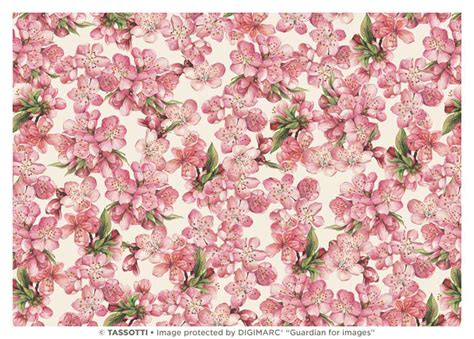 fiori in carta carta quot fiori di pesco quot tassotti