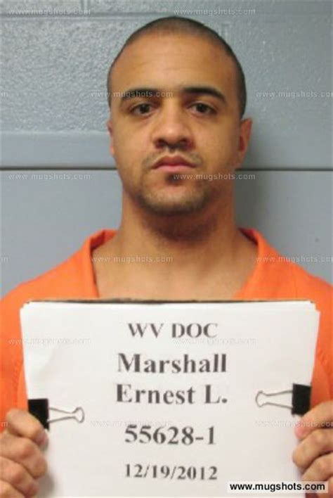 Marion County Wv Court Records Ernest L Marshall Ii Mugshot Ernest L Marshall Ii Arrest Marion County Wv