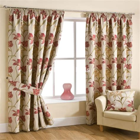 Home Drapes And Curtains Curtain Outstanding Patterned Curtains Ideas Wonderful