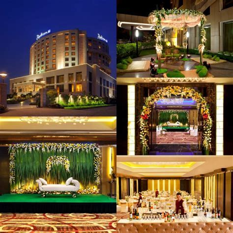 Best 5 star Hotels wedding venue in south delhi hotels new