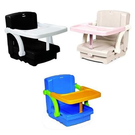 folding portable baby high chair kit baby toddler folding portable travel booster seat