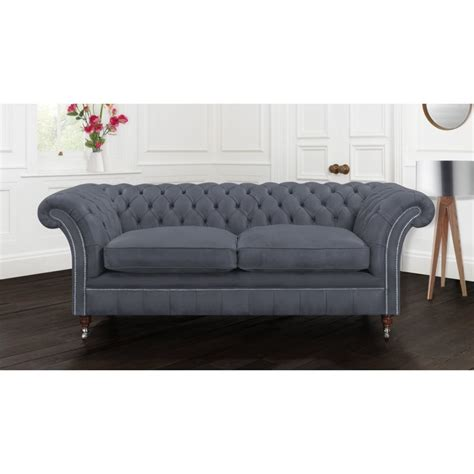 Gray Chesterfield Sofa Chesterfield Sofa Grau 91 Chesterfield Sofa In Gray Joss Chesterfield Sofa In