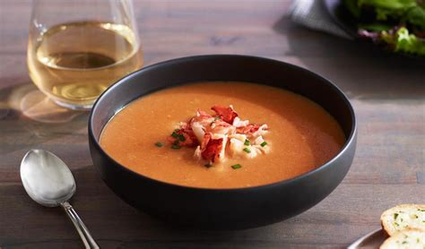 lobster bisque recipe lobster bisque