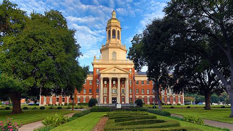 Baylor Mba Tuition by What God S Classroom Looks Like