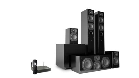 this wireless home theater system always makes sure you