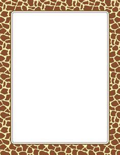 Wst 8571 Flower Tiger Print free africa border cliparts free clip free