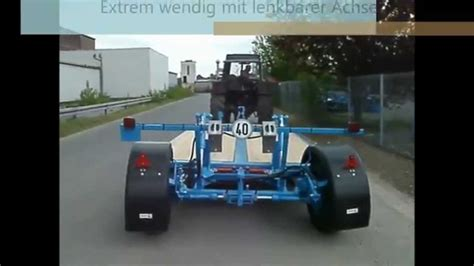 transport wagen langfahrt transportwagen bremer maschinenbau