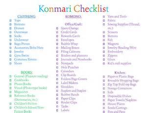 Konmari method round 1 go big or go home