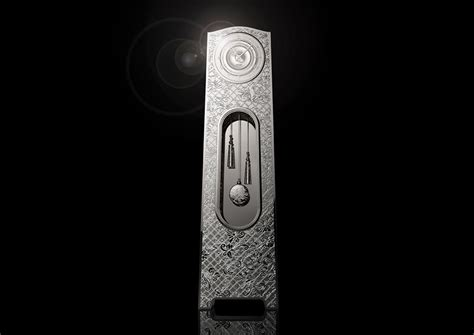 marcel wanders le christofle grandfather clock by marcel wanders unify finest design and artistry