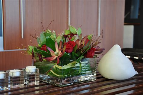 coffee table flower decorations vases design ideas unique square glass vases small square