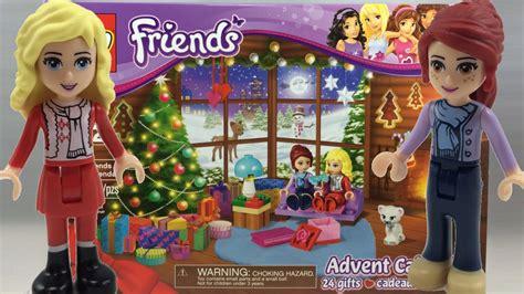 Lego 41040 Friends Advent Calender lego friends 2014 advent calendar review 41040