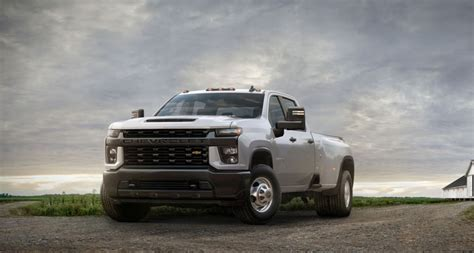 2020 Chevrolet Silverado 2500hd For Sale by Designing The 2020 Silverado Hd With Fleet In Mind