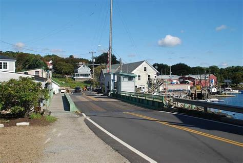 swing bridge bristol panoramio photo of swing bridge south bristol maine