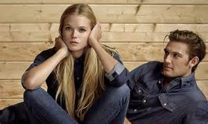 film jepang endless love gabriella wilde and alex pettyfer pose in double denim for