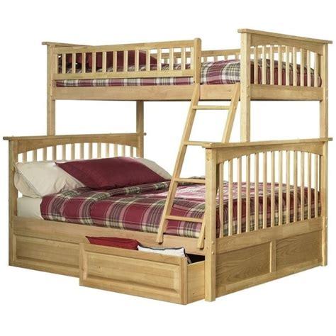 Atlantic Bunk Beds Atlantic Furniture Columbia Bunk Bed In Ab55205