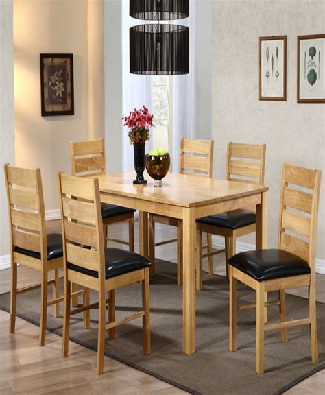 Fairmont Dining Room Sets Fairmont Dining Set With 4 Chairs 5 Woodlers