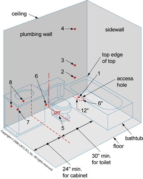 Toilet Plumbing Size by Floating Bathroom Walls Floating Basement Walls