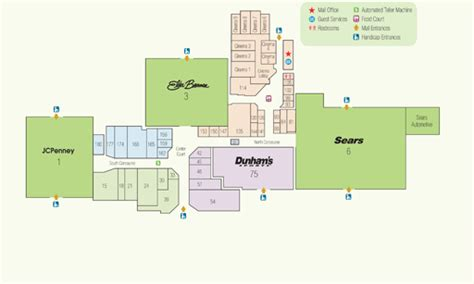 layout of fayette mall mall directory pictures to pin on pinterest pinsdaddy