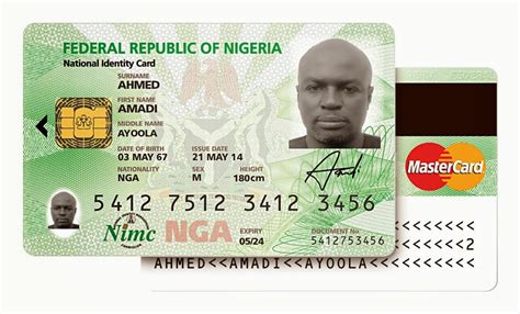 Local Id nimc to start producing national id cards locally
