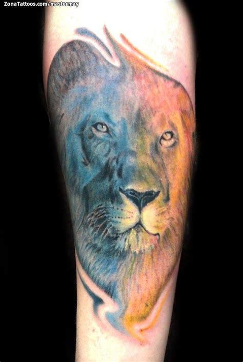 imagenes tatuajes de leones top leones tatuaje leon images for pinterest tattoos