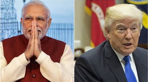donald trump visit to india us president donald trump describes pm modi as a true