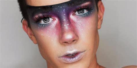 james charles makeup art makeup artist james charles just became the first male