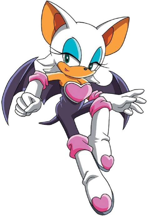 Rouge Wikipedia | rouge the bat pre super genesis wave sonic news